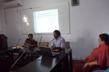 BOOK LAUNCH - PATRIARCHAL WORLD VIEW OF HINDUISM