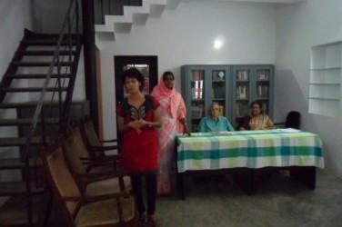BERNADEEN SILVA MEMORIAL AWARD SUPPORTING FEMINIST ACTIVISM